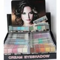 Creamy Assorted Eye Shadow 24 Pieces