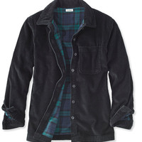 Women's Comfort Corduroy Big Shirt, Lined | Free Shipping at L.L.Bean