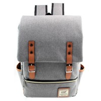 Unisex Vintage Canvas Backpack For School Supplies Backpacks High Quality Travel Softback Women Bag Fashion Hot Sale 2016