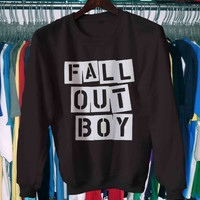fall out boy flower 2 // Sweater and hoodie for holiday season , gift and for your self
