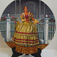 Knowles Fine China Gone with the Wind Collection Melanie 3rd Issue