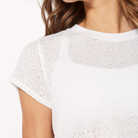 Hint Of Sheer Tee | Women's Short Sleeve Tops | lululemon athletica