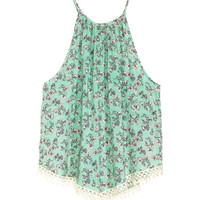 H&M Patterned Top $17.99