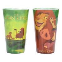 Disney The Lion King Pint Glasses Set