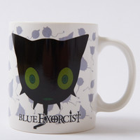 Blue Exorcist Coal Tar Mug