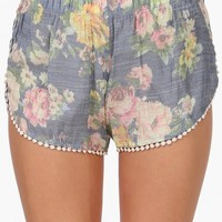 Floral Wish Shorts