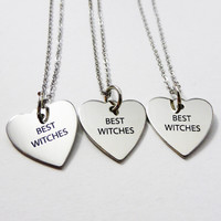 Best Witches Necklace - Bad Witch