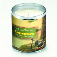 Lakeside Campfire Candle