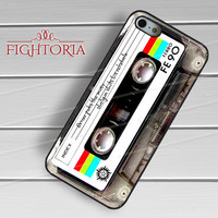 Driver picks the music supernatural funny quotes on cassette -stRi for iPhone 6S case, iPhone 5s case, iPhone 6 case, iPhone 4S, Samsung S6 Edge