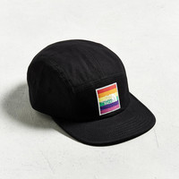 The North Face Embroidered Rainbow 5-Panel Hat | Urban Outfitters
