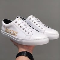 Versace Fashion Casual Sneakers Sport Shoes-8