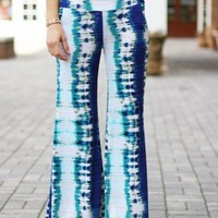 Gigi Tie-Dye Pants | HIP Atlanta Boutique