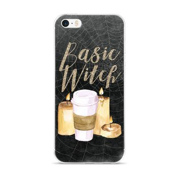 Basic Witch iPhone 5/5s/Se, 6/6s, 6/6s Plus Case