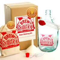 Honey Bomb Wheat Beer - Home Brewing Kit - BrewSmith