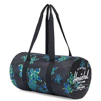 Packable Duffle in Neon Floral by Herschel Supply Co.