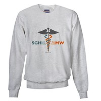 Seattle Grace Mercy West Hospital Sweatshirt by Mongoware