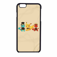 Pokemon Character Funny iPhone 6 Case