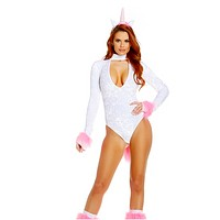 Sweet Fantasy Sexy Unicorn Costume