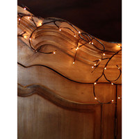 96-Light Willow Branch Garland, Lighting Accessories