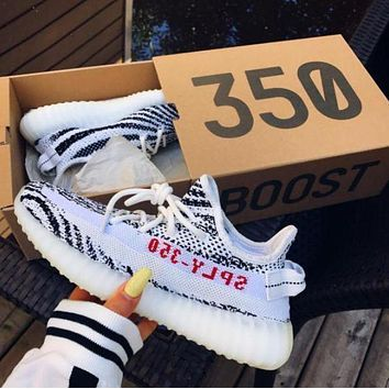 PEAP ADIDAS Yeezy Boost 350 V2 Women Fashion Running Sneakers Sport Shoes