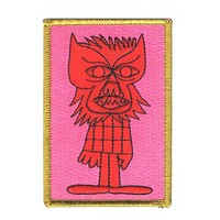 Adam Higton Werewolf Patch