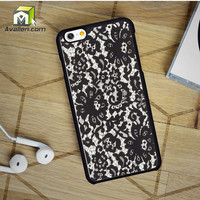 Lace Print iPhone 6 Case by Avallen