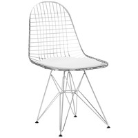 Hamlet Side Chair in White