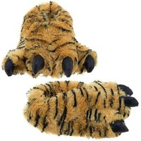 Tiger Paw Animal Slippers for Women and Men