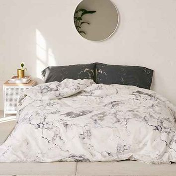 Assembly Home Marble Duvet Cover