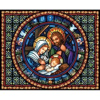 Holy Family Jigsaw Puzzle - Puzzle Haven