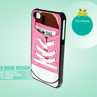 Convers All Star Shoes 5 - photo design in hard case for iPhone 5 case / cover iphone 4 or 4s case / cover