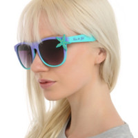 Disney The Little Mermaid Kiss The Girl Retro Sunglasses