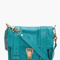 Proenza Schouler Ps1 Leather Pouch Bag for women