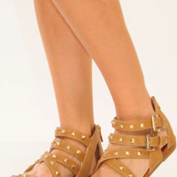 Better Than That Sandals: Tan | Hope's