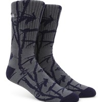 Vans Shootz Crew Socks - Mens Socks - Black - One
