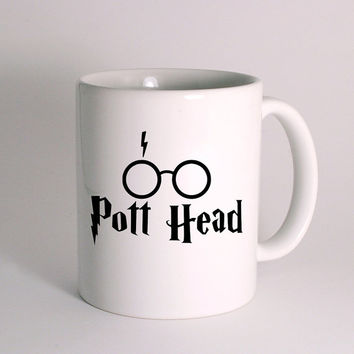Harry Potter Pott Head for Mug Design