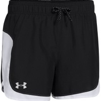Under Armour Girls' Solid Stunner Shorts | DICK'S Sporting Goods