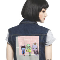 Bad News Club patch - Just the patch