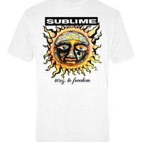 FEA Men's Sublime 40 Oz To Freedom Men's T-Shirt