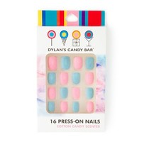 Dylan's Candy Bar Cotton Candy Scented Press-On Nails | Claire's