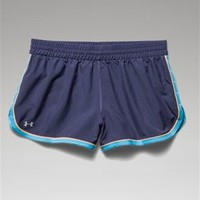 Under Armour Great Escape II Shorts in Faded Ink for Women 1237616-418