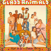 Glass Animals - How To Be A Human Being (Vinyl, CD) For Sale at Discogs Marketplace