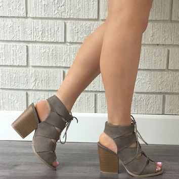 Out & About - Taupe