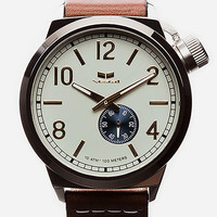 Vestal Canteen Watch Brown Combo One Size For Men 27786944901
