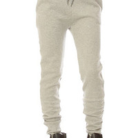 Lifetime Collective The Bayshore Bonded Sweatpant in Heather Grey : Karmaloop.com - Global Concrete Culture