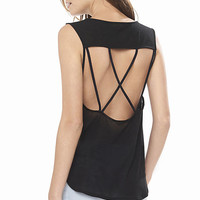 One Eleven Strappy Back Tank from EXPRESS