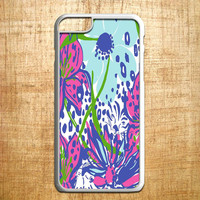 lily pulitzer tiger for iphone 4/4s/5/5s/5c/6/6+, Samsung S3/S4/S5/S6, iPad 2/3/4/Air/Mini, iPod 4/5, Samsung Note 3/4, HTC One, Nexus Case *AP*