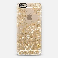 LUXURY GOLD MANDALA iPhone 6 case by Nika Martinez | Casetify