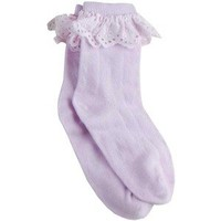 Naartjie Kids | Baby Girl Clothes | Anglaise Lace Trimmed Fashion Socks