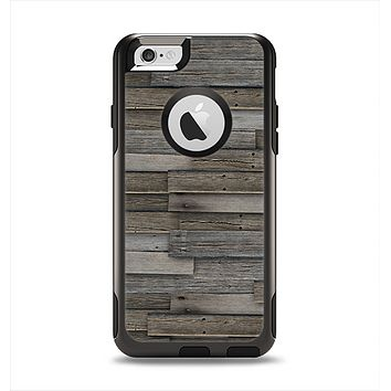 The Overlapping Aged Planks Apple iPhone 6 Otterbox Commuter Case Skin Set